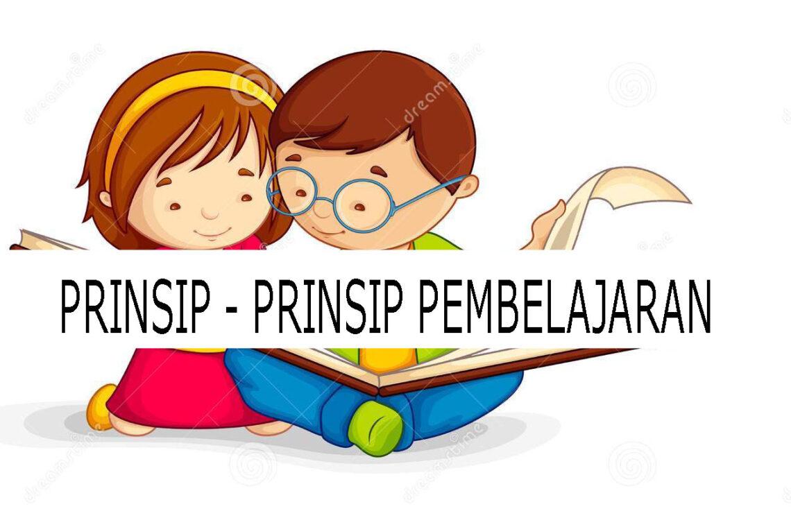 Prinsip-Prinsip Pembelajaran